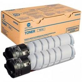 Тонер Minolta Bizhub 215 (Original), TN-118/A3VW050, 12К х 2 тубы
