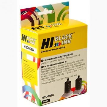 Заправочный набор HP 51645A/C6615A/51640A (Hi-Black), 2x20ml, BK