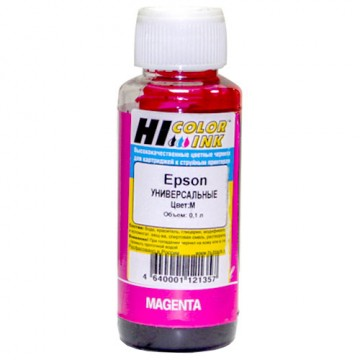 Чернила Epson универсальные 0,1л (Hi-Color) M