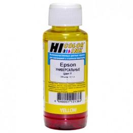 Чернила Epson универсальные 0,1л (Hi-Color) Y