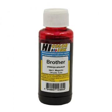 Чернила Brother универсальные (Hi-Сolor), 0,1л, M