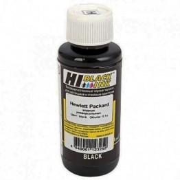 Чернила HP универсальные (Hi-Black), 0,1л, BK пигментные