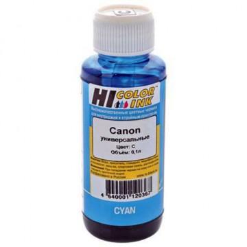 Чернила Canon универсальные 0,1л (Hi-Color) C