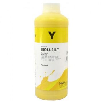 Чернила Epson SX425/T26/TX419, E0013 (InkTec), желтый, 0,5л